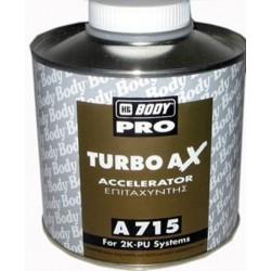 ACELERANTE TURBO AX A715 0.5L. 2K