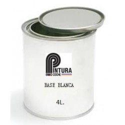 BASE BLANCA COMPATIBLE CON AM1 CROMAX Y 0029 SW 4 L.