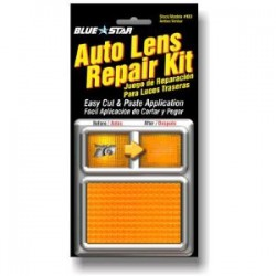 AUTO LENS REPAIR KIT - ÁMBAR